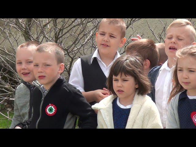 A Nemzeti összetartozás napja, Csetény, 2021. Ovi 1.rész (Hivatalos)