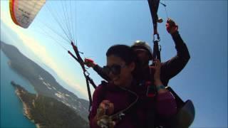 Параплан Адрасан Экскурсии в Турции (Анталия, Кемер) Adrasan Paragliding  2(, 2014-02-04T22:50:22.000Z)