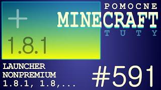 PL Jak zainstalować mody do Minecraft 1.8.1 NON Premium - Instalacja Launchera