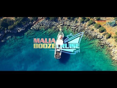 MALIA BOOZE CRUISE 2015 - Official Aftermovie!