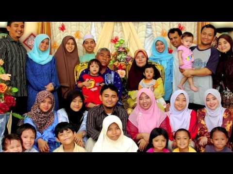 Dato' Dr Abdul Razak dan keluarga