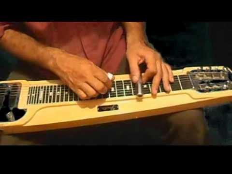 how to play hawaiian slide guitar