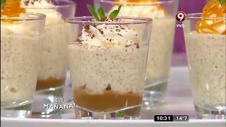 Receta dulce: quinoa estilo