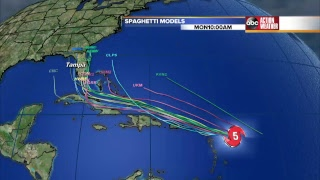 Hurricane Irma Live Tracking