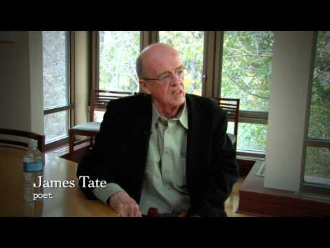 Writers On The Fly: James Tate