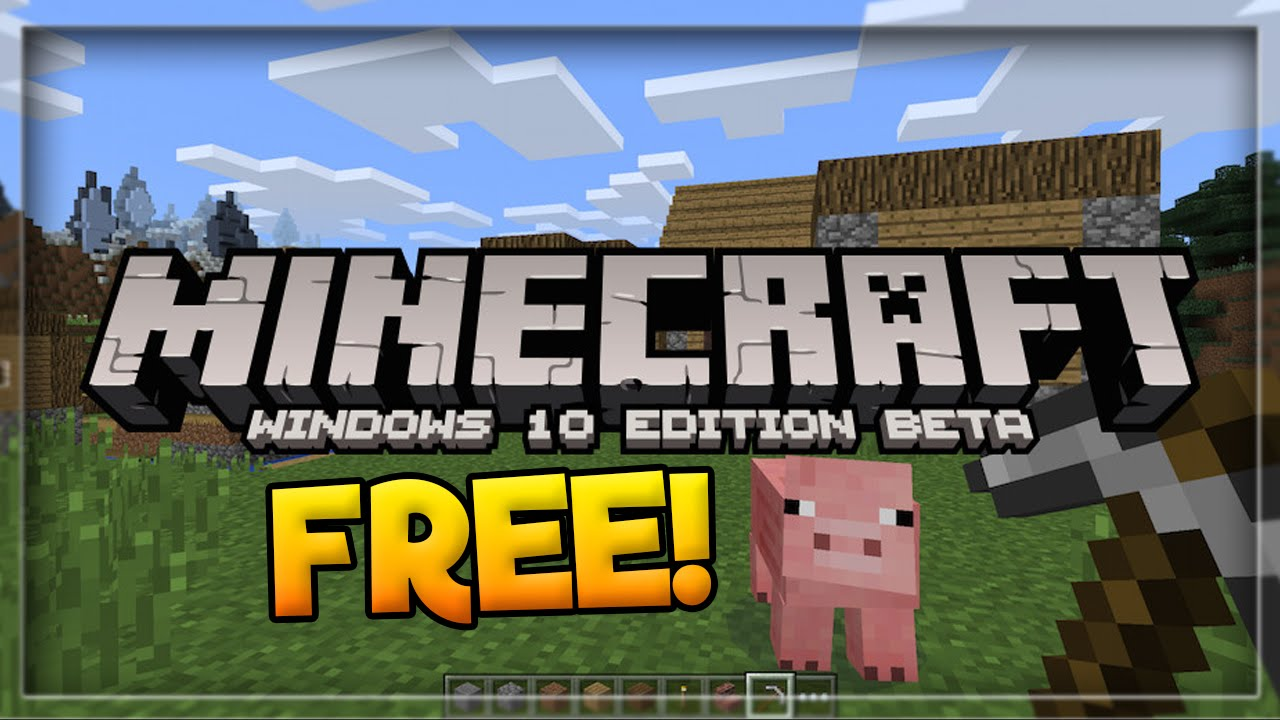 minecraft pe free download for windows