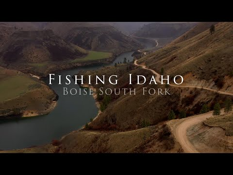 Surviving The Corona Virus, While Fly Fishing The South Fork Of The Boise River