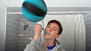 Spin Trick Shots   That's Amazing