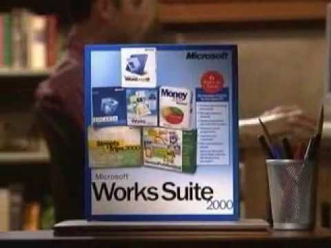 Microsoft Works Suite 2000 Trailer