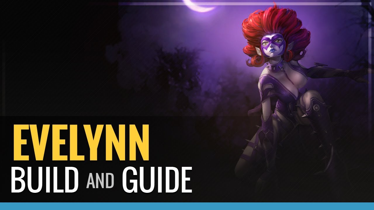 Lol Evelynn Build Rework