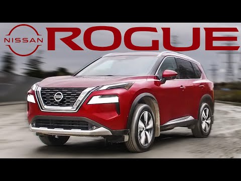 The 2021 Nissan Rogue is BETTER than you expect