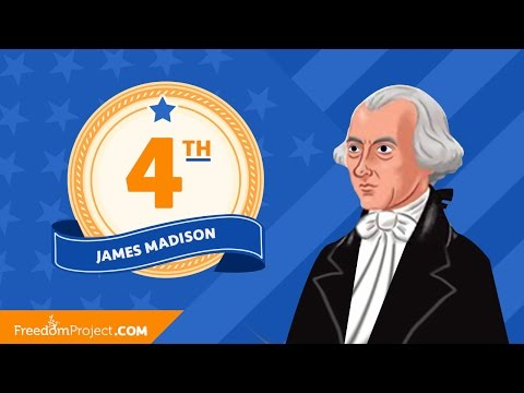 James Madison | Presidential Minute