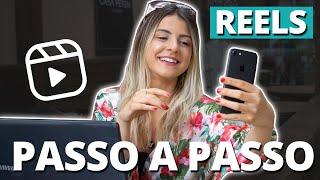 REELS - COMO USAR A NOVA FUNÇÃO DO INSTAGRAM (E gravar vídeo com áudio de outras pessoas)
