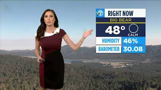 FORECAST VIDEO: Morning marine later, afternoon sun in SoCal | ABC7