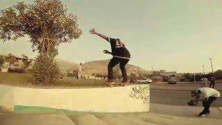 Nicolas gutierrez skateboarding