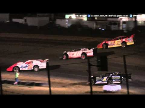 Spoon River Speedway | 8.31.14 | Pro Late Model Feature