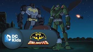 Breakout or Bust | Batman Unlimited | DC Kids