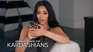 "Kim K. Reacts to Being Blocked by Tristan on IG: ""It's on"" 
