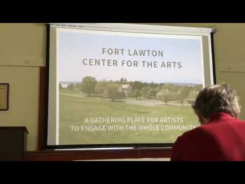 Discovery Park Ft. Lawton Music Campus Proposal Meeting   May 20, 2017