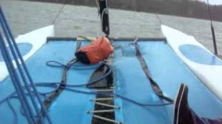 Hobie Wave Catamaran A Kick Ass Ride!!!