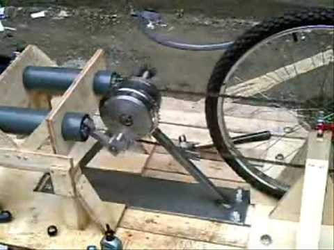 Pedal powered water pump 2007 youtube solutioingenieria Images