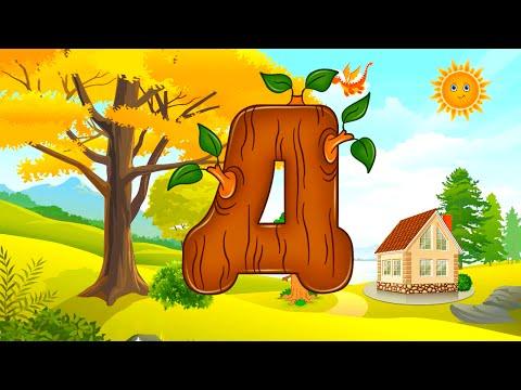 Развивающие Мультики для детей - Учим Буквы. Алфавит буква Д |Все буквы подряд.