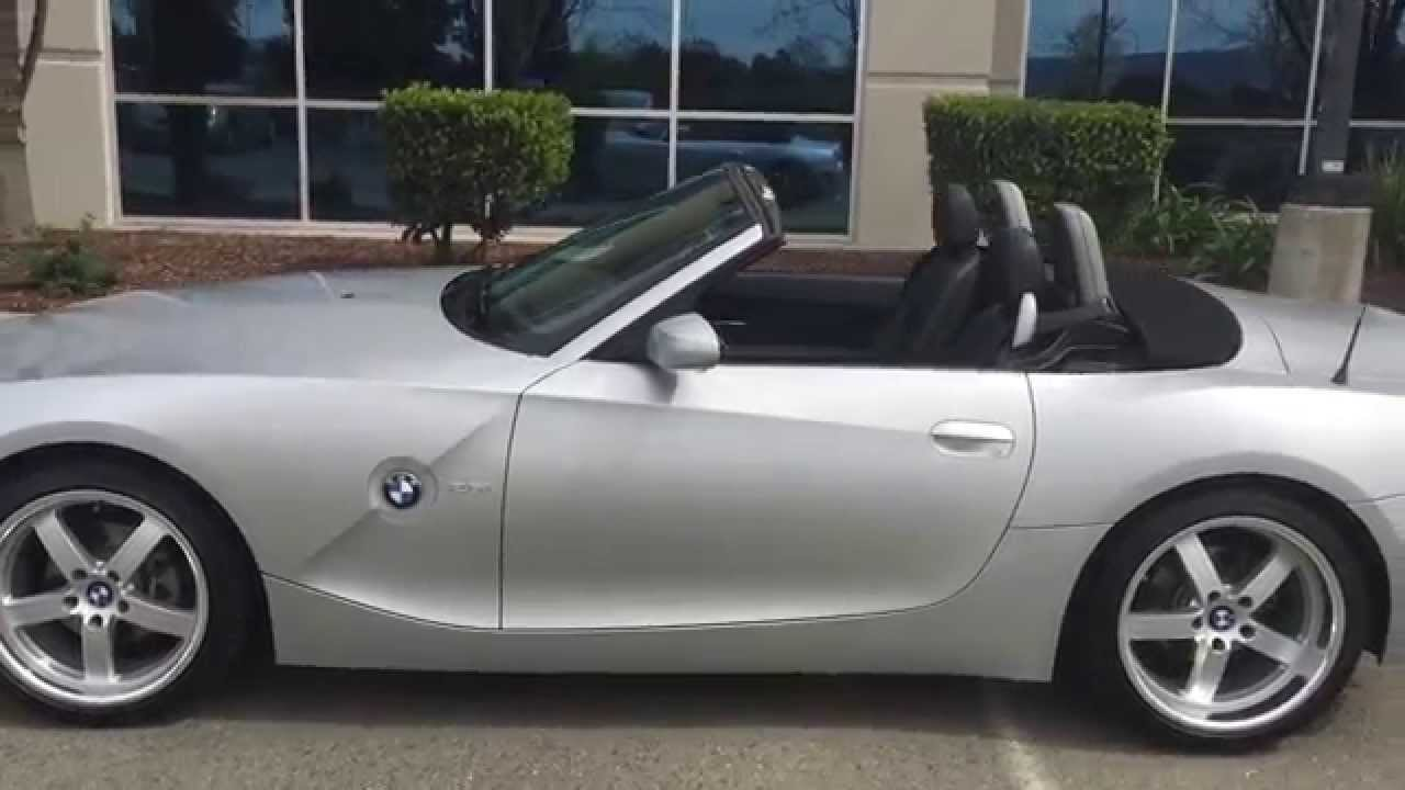 For Sale James Bond 007 Z4 Bmw Roadster California 1