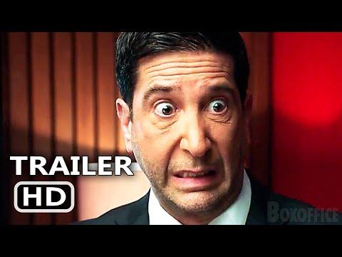 INTELLIGENCE Season 2 Trailer (2021) David Schwimmer, Comedy Series