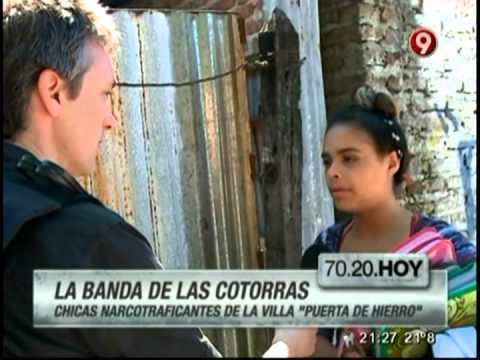 La banda de las Cotorras: Chicas narcotraficantes de la villa Puerta de Hierro