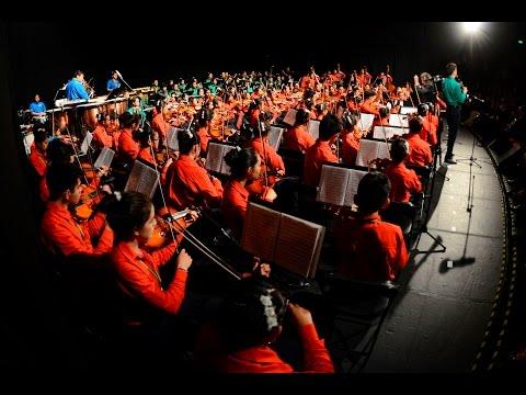 Concierto Inaugural de la Orquesta Sinfónica Esperanza Azteca Ciudad de México