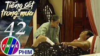 THVL | Tiếng sét trong mưa - Tập 42[5]: Mẹ con Phượng cầu xin Bình cứu Hải