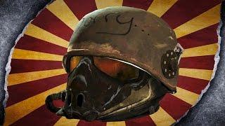 Fallout 4: Desert Ranger Combat Helmet Mark II ~MOD SHOWCASE~ /W Killerkev