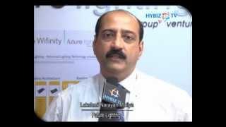 Lakshmi Narayan Mallya, Future Lighting, Green Building Congress 2012 - hybiz.tv