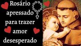Como rezar o rosario apressado para trazer amor