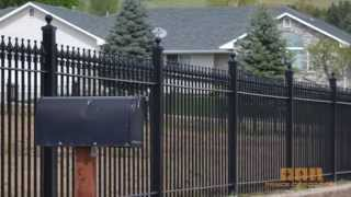 Wrought Iron Fence - Making The Right Choice!