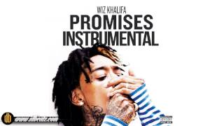 Wiz Khalifa - Promises Instrumental | Reprod By.idbeatz |