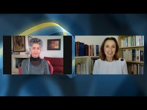 علياء الدلي: وضع المرأة حرج جدا في مخيمات النازحين  - 11:00-2020 / 5 / 26