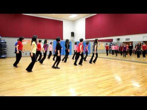 A Little Love Trip - Line Dance (Dance & Teach in English & 中文)
