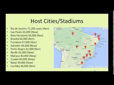 World Cup - Module 2: Planning the Event