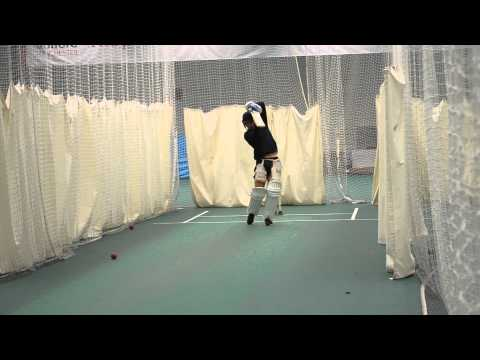 Jos Buttler Hitting Hard in the Nets!