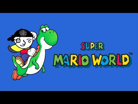Super Mario World First Playthrough Bad At Games Edition