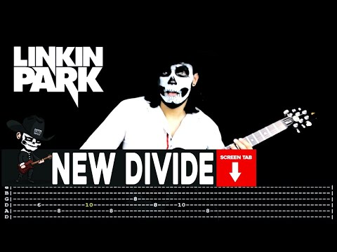 Linkin Park - New Divide (Guitar Cover by Masuka W/Tab)