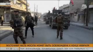 Восточную часть Мосула могут освободить к концу февраля