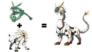 Pokemon Fusions That Make Sense