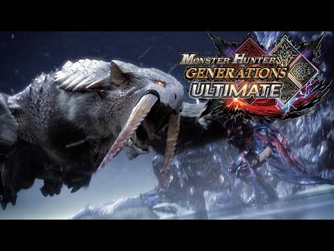 Monster Hunter Generations Ultimate - Opening CG