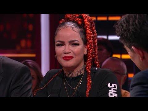 Eva Simons had nummer klaar staan voor Songfestival - RTL LATE NIGHT MET TWAN HUYS