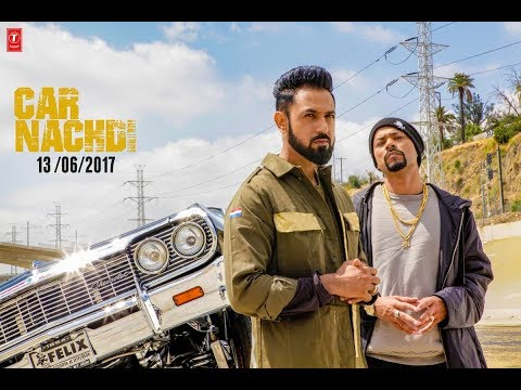 CAR NACHDI (Full Video) Gippy Grewal Ft. Bohemia | Latest New Punjabi Song | T-series