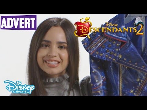 Descendants 2 | Unboxing with Sofia Carson | Official Disney Channel UK