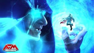 PYRAMAZE - The Time Traveller (2021) feat. Matt Barlow & Lance King // Official Lyric Video // AFM