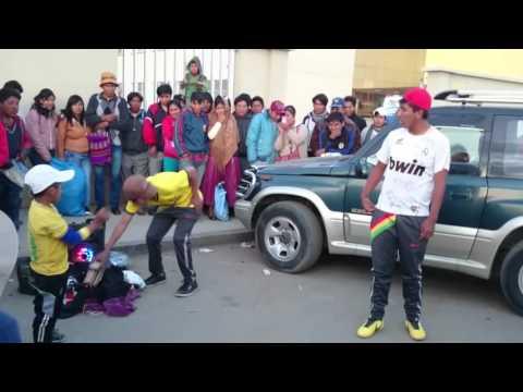 Los Comicos de El Alto